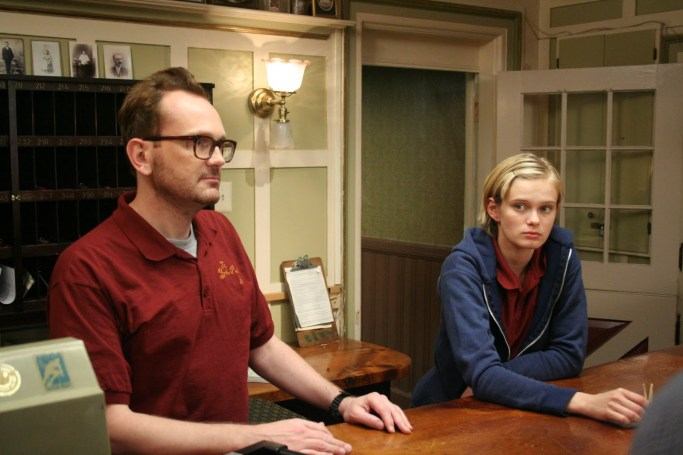 Image result for The Innkeepers